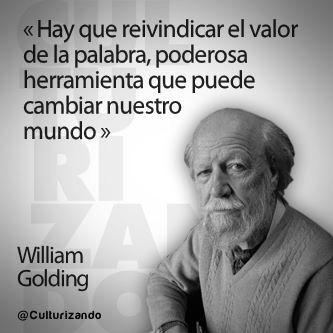 William Golding Frases De Famosos Frases Y Palabras De