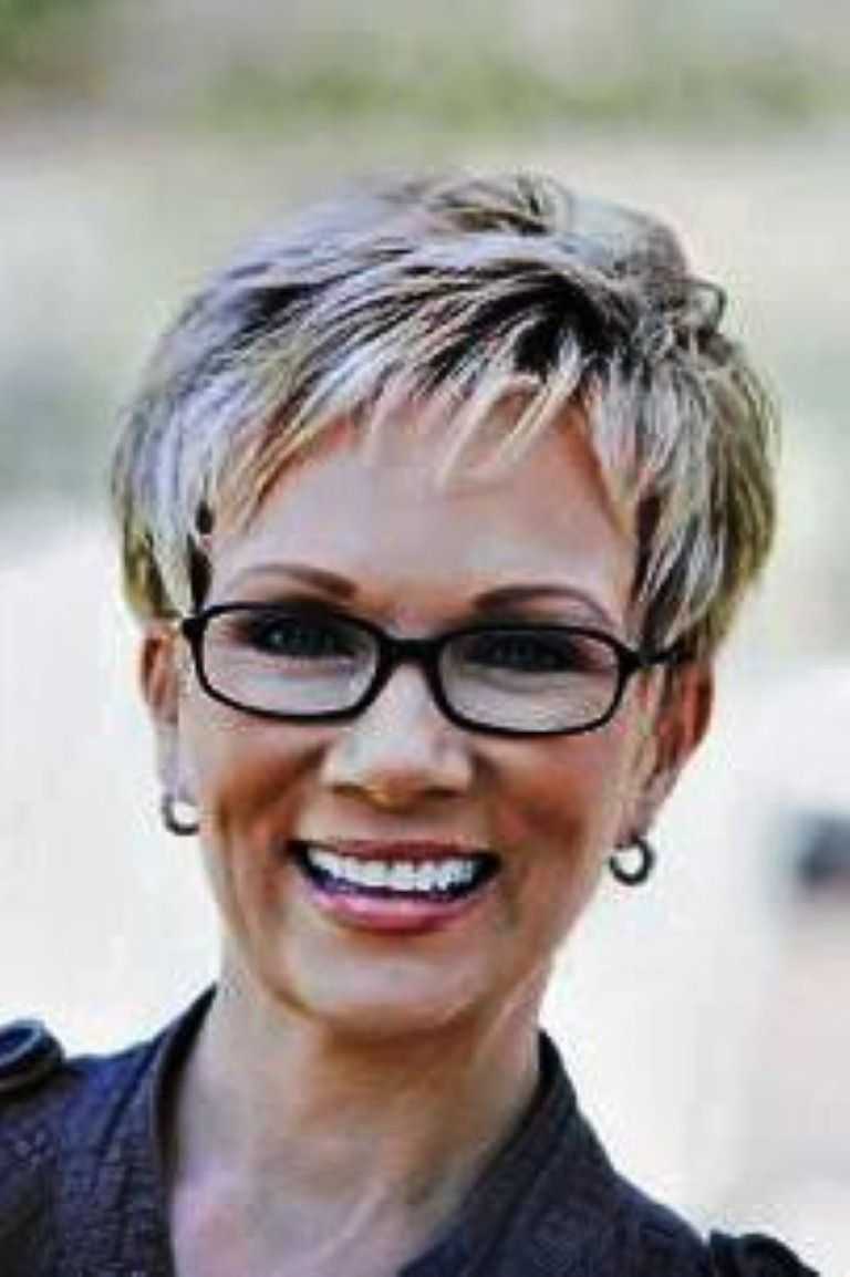 Short hairstyles with glasses for women short hairstyles for women
