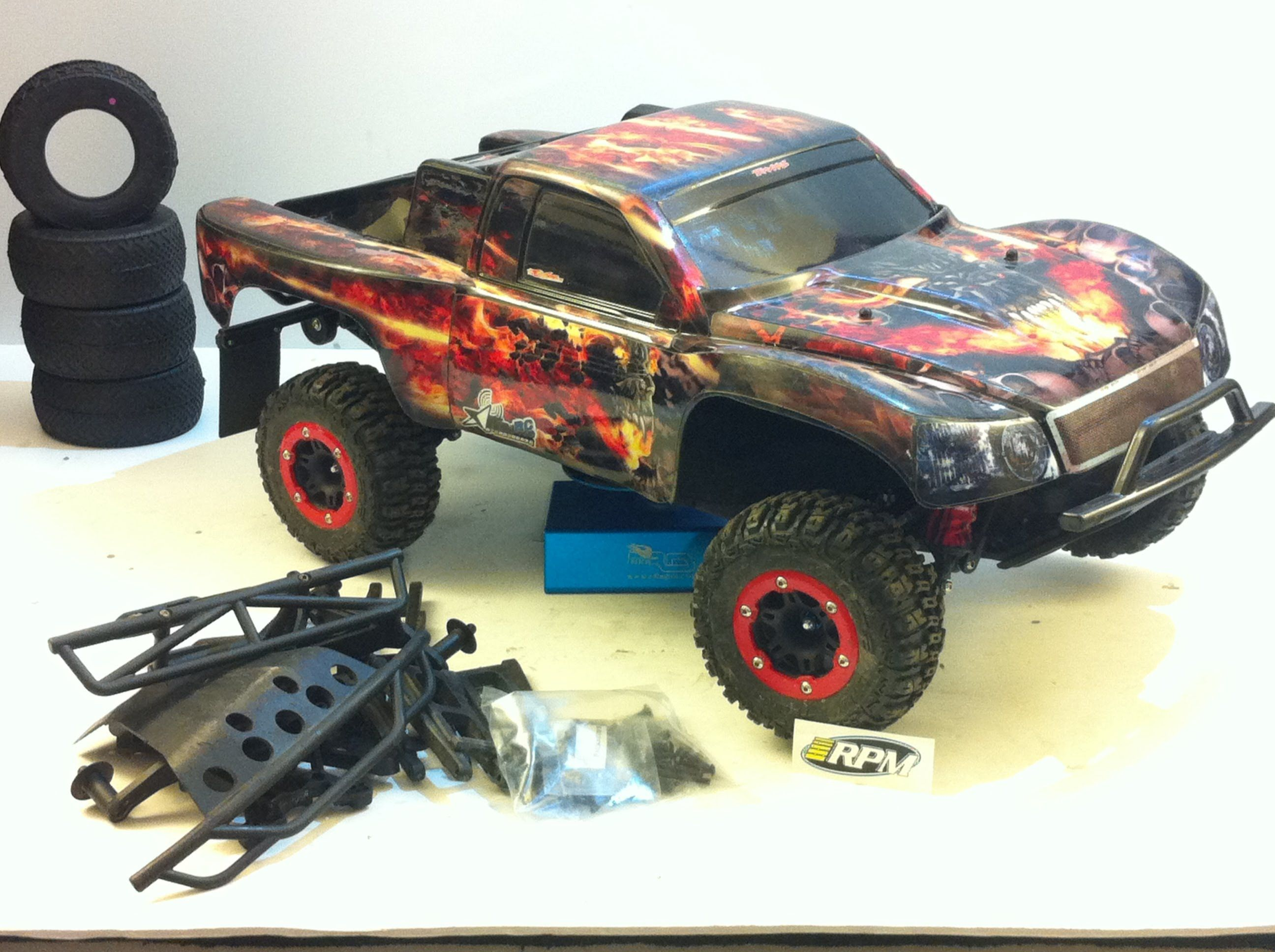Rc 2wd Traxxas Slash RPM Upgrades SLASH LCG Pinterest