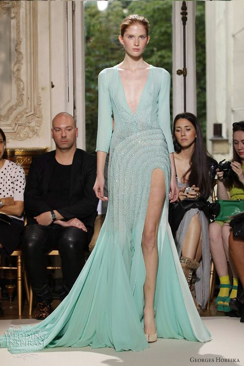 Georges Hobeika Fall/Winter 2012-2013 couture collection