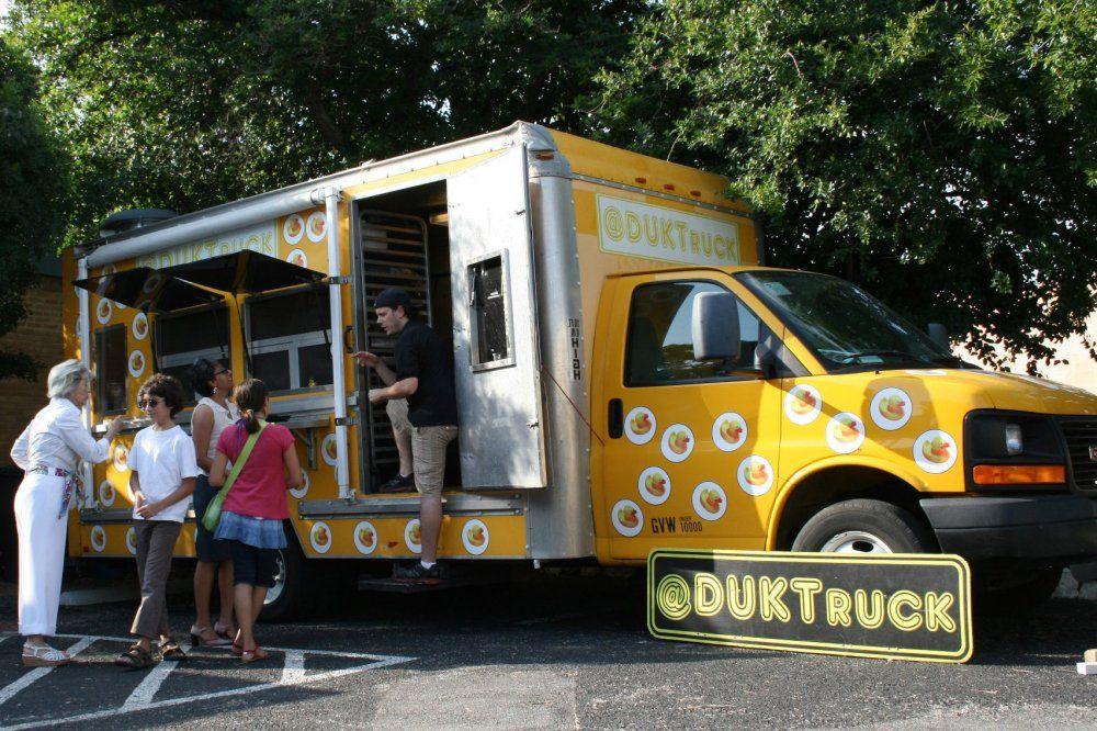 DUK Truck in San Antonio, TX Food truck, San antonio