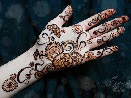 Desenhos Mehndi Significado : Best hennau c images henna mehndi tattoo ideas