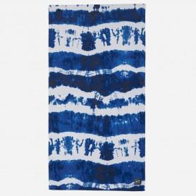 Indigo Sun Beach Towel In 2020 Blue Beach Towels Blue Towels Beach Towel