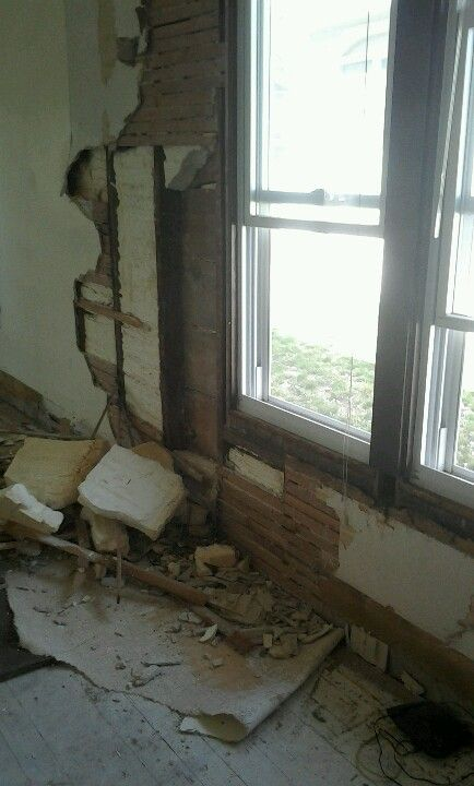 Lathe And Plaster Removal Plaster Walls Home Home Decor