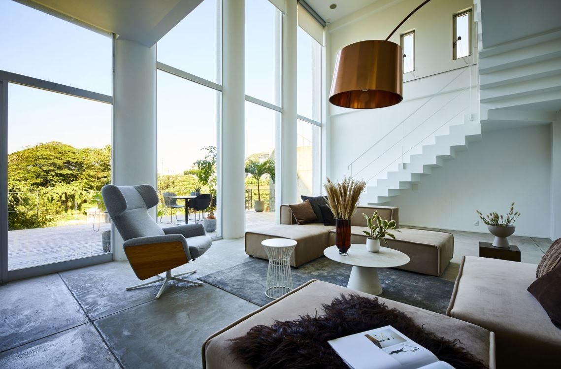 Living Room In 2020 Contemporary Modern Furniture Contemporary Furniture Stores Contemporary Furniture