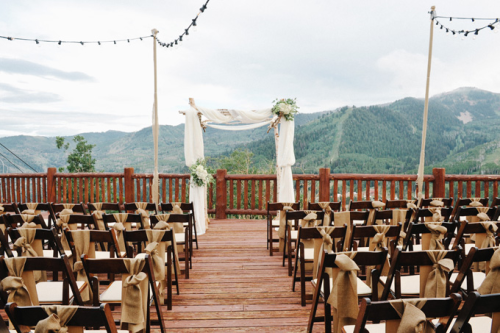 Wedding Look Out Cabin Canyons Resort Venue Reception Center Park City Utah