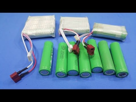 How To Make A 2s 3s 4s Battery From Old Battery Get In Broken Laptop Instead Youtube 3d Pens Battery Battery Drill