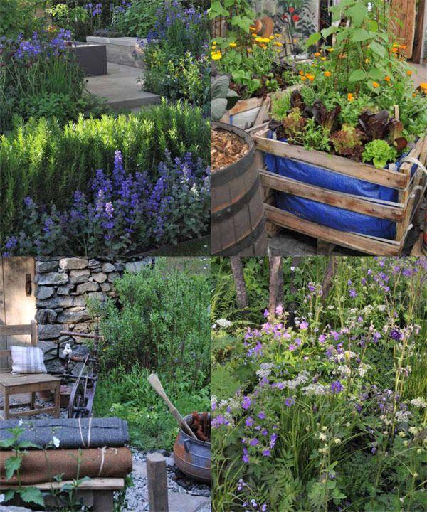 Harvest & Habitat Trends On Pinterest... #colourview
