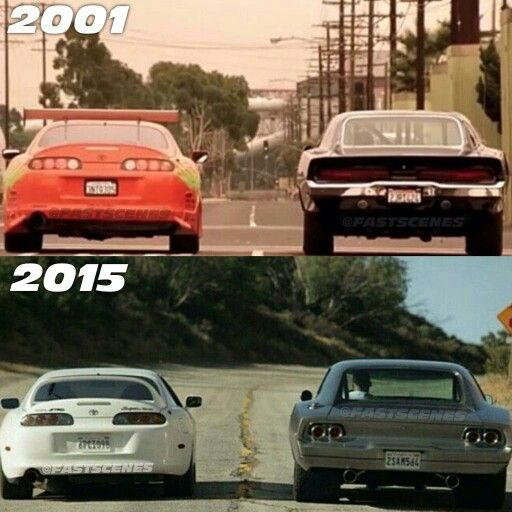 Fast & The Furious Where It All Started In 2001 And Still