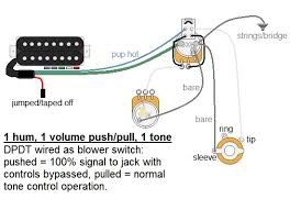 Direct Out Wiring Single Humbucker Google Search Cool Guitar Guitar Lessons Cigar Box Guitar