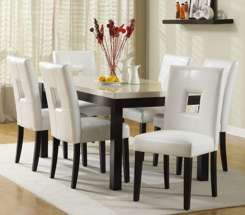 Moderne Esszimmermöbel \u2013 28 Design Ideen für Esstisch und Stühle