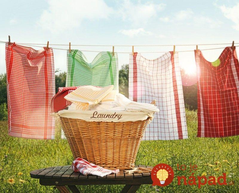 Mnohí z nás sa používaniu aviváže z obchodu snažia čo naviac vyhýbať. Ako však dosiahnuť, aby naše prádlo krásne voňalo aj bez toho, aby sme ju pridali do prania? Poradíme, ako na to!
