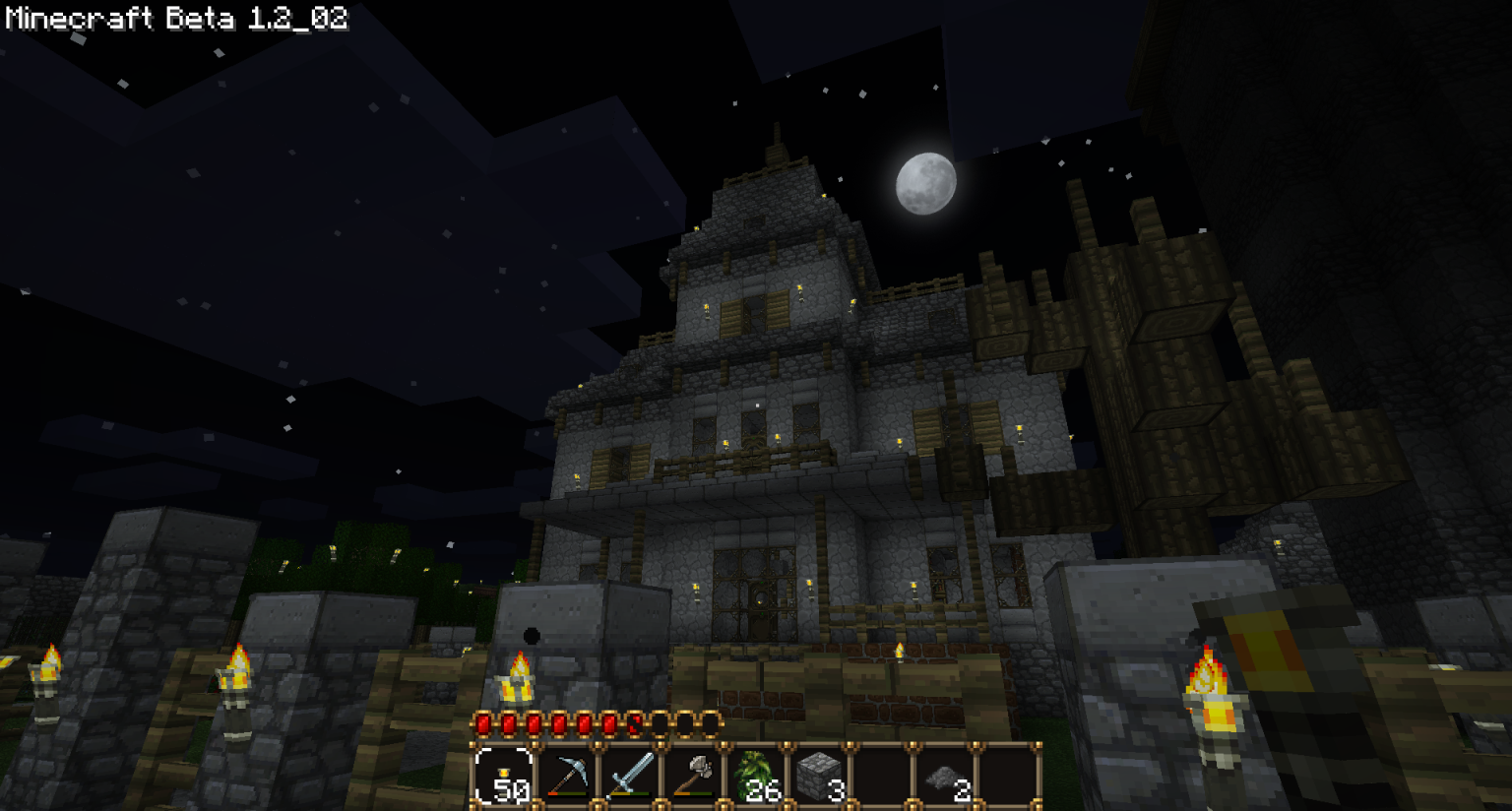 minecraft haunted house   minecraft ideas. minecraft haunted house   minecraft ideas   Geek   Pinterest