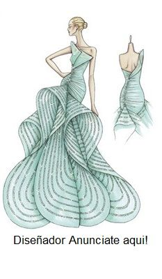 Quinceanera Dresses Drawings Boceto de besti...