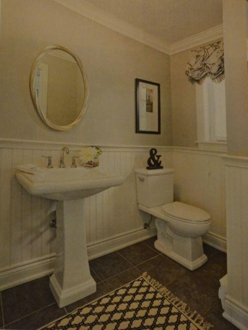 Lambris revue je d core moulures et murs d co vol 8 no 7 salle de bain d co maison et meuble - Je decore salle de bain ...