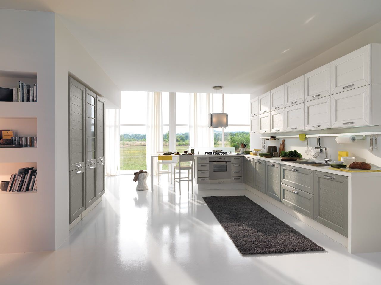 Claudia - Cucine Lube | Home Sweet home | Pinterest | Kitchen ...