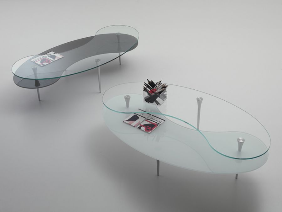 Modern Compar Glass Club Coffee Table in Grey or White http://www.furnituremind.co.uk/product.php/4090/12/modern-compar-glass-club-coffee-table-in-grey-or-white
