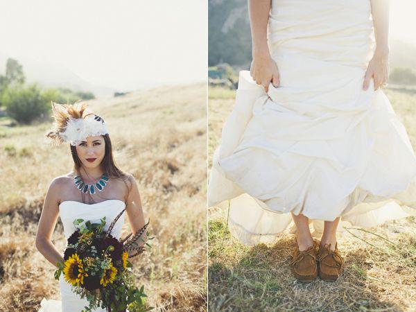 Southwestern Wedding Inspiration Southwestern wedding Themed