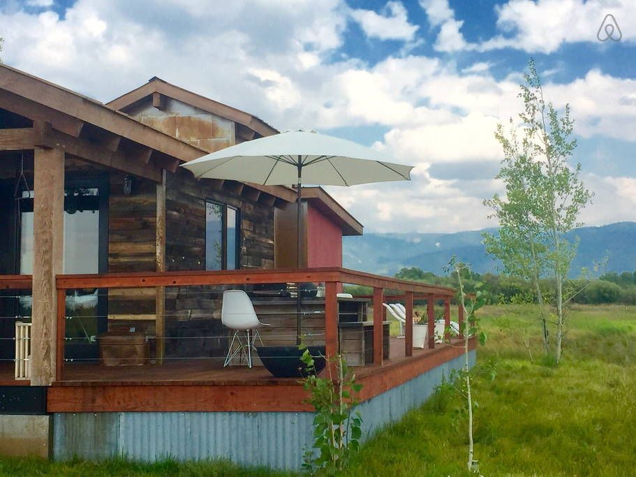 Check out this awesome listing on airbnb luxury mountain