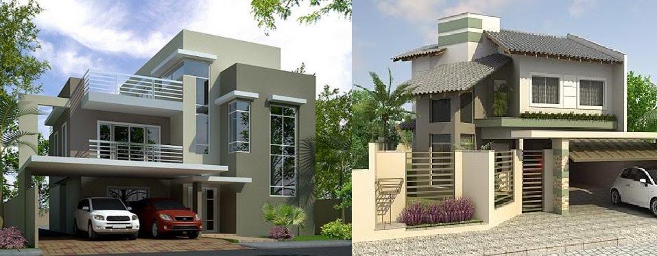 Pintura para exteriores de casas 2013 buscar con google - Pinturas para casas exteriores ...