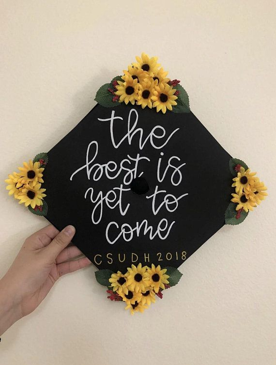 Grad Cap Toppers — Kiara Ray Designs