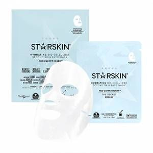 STARSKIN® Red Carpet Ready™ Coconut Bio-Cellulose Second Skin Hydrating Face Mask