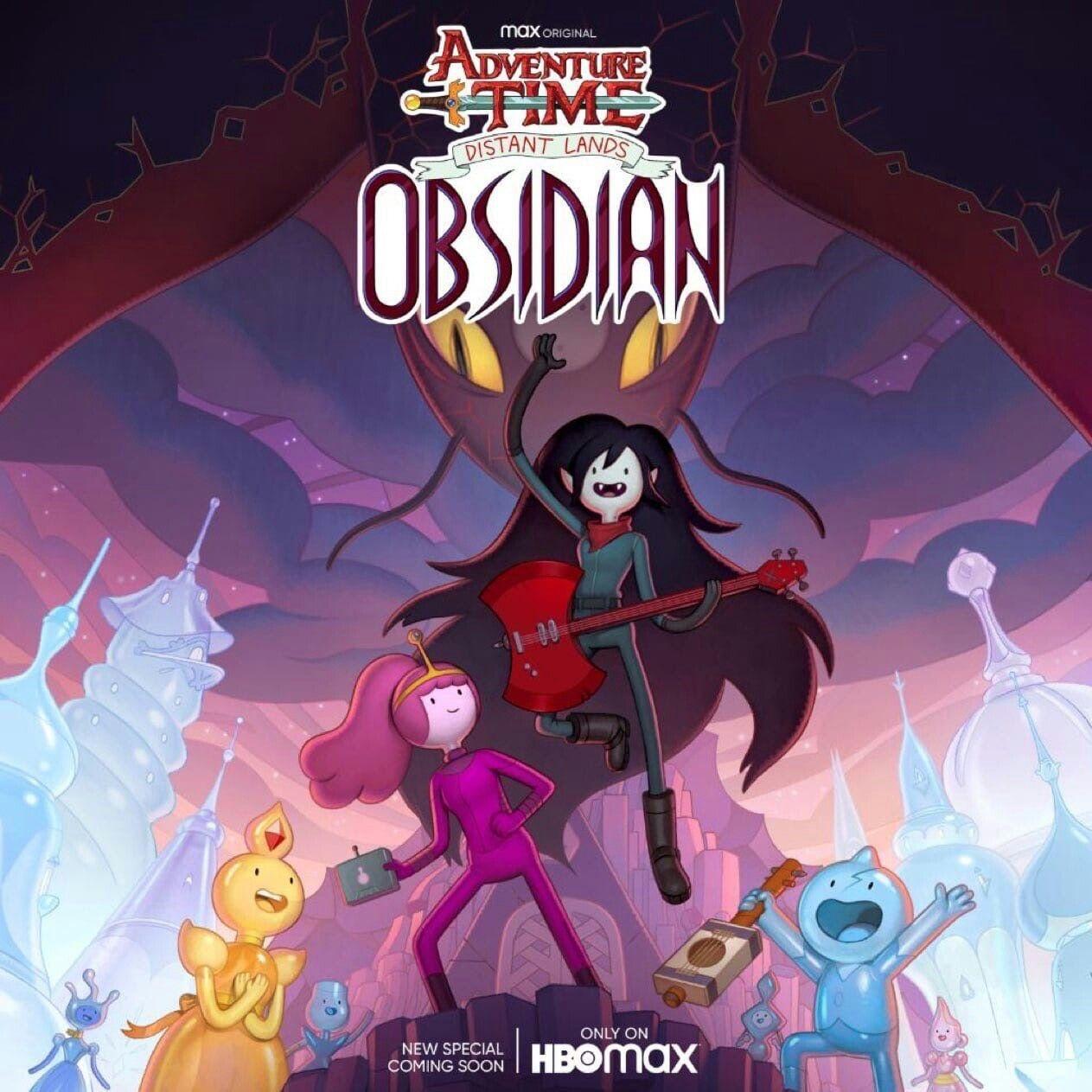adventure time distant lands obsidian