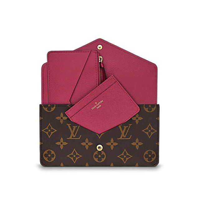 034e60a7928a Discover Louis Vuitton Jeanne Wallet  Smart and practical