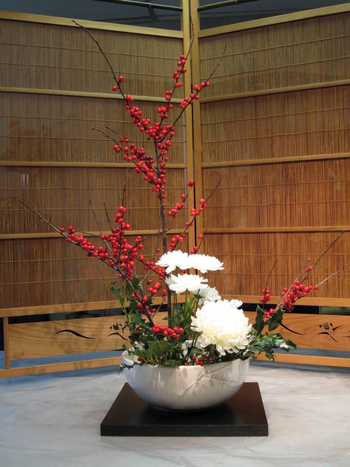Flower Arrangement Class London