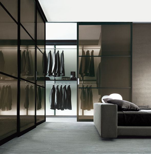 Luxury Walk In Closets Designs To Make Heaven For Your Belongings