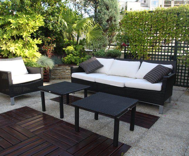 Photo deco : terrasse, balcon, veranda blanc appartement terrasse ...