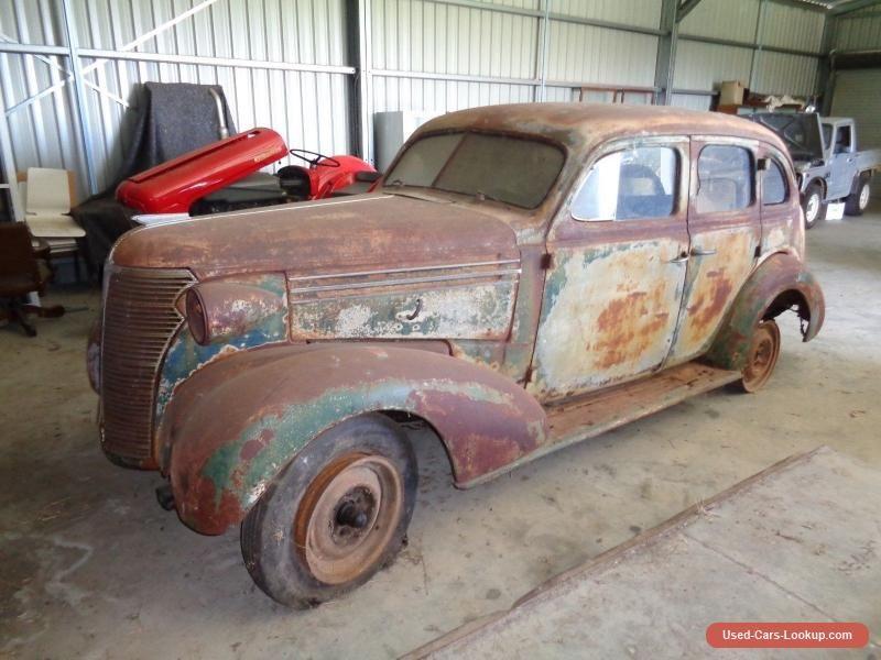 1938 chevrolet sedan chery rat rod hotrod project #chevrolet ...
