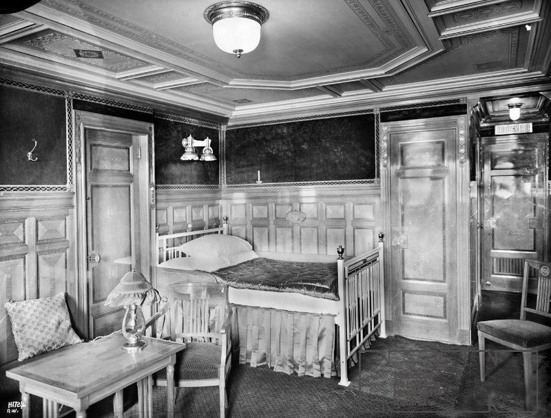 Titanic First Class Suite Bedroom Titanic The Real Story Pinterest Titanic Bedrooms And