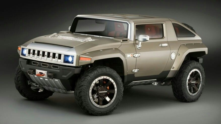 Hummer H4 Would Have Been A Great Bug Out Slash Zombie Apocalypse Machine Sharp Looking Truck Hummer Hx Hummer Hummer H4
