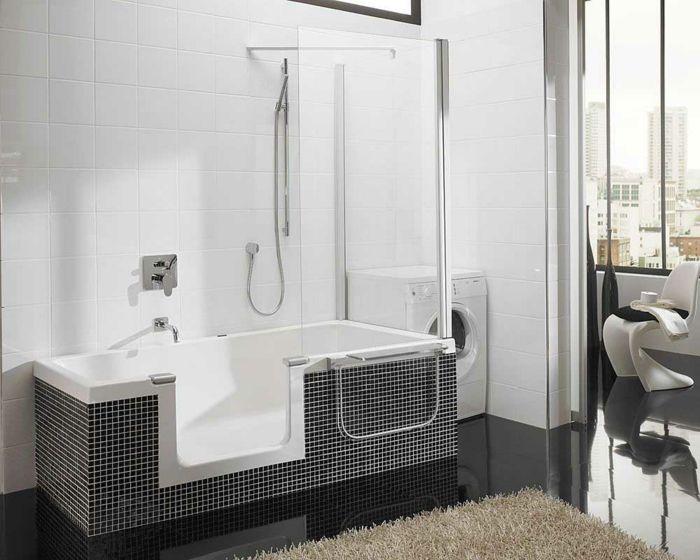 Luxus Badezimmer Design Badezimmer Badewanne Mit Dischzone Luxus Badewanne Badezimmer  Design