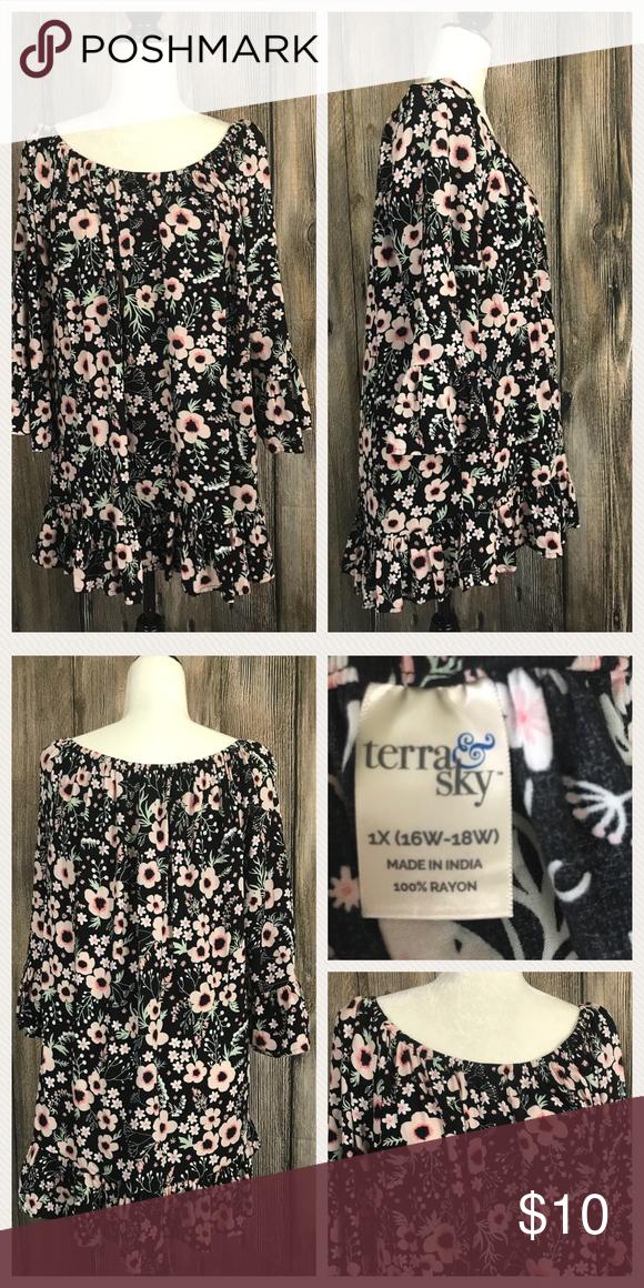 35a576f6286 Floral Print Blouse