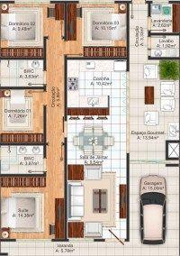10 Important Things You Should Know Before Designing A House Plan Denah Rumah Denah Lantai Rumah Megah