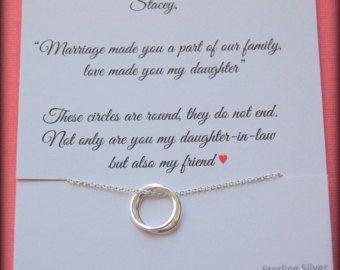 Gift Ideas For Daughter In Law On Wedding Day
