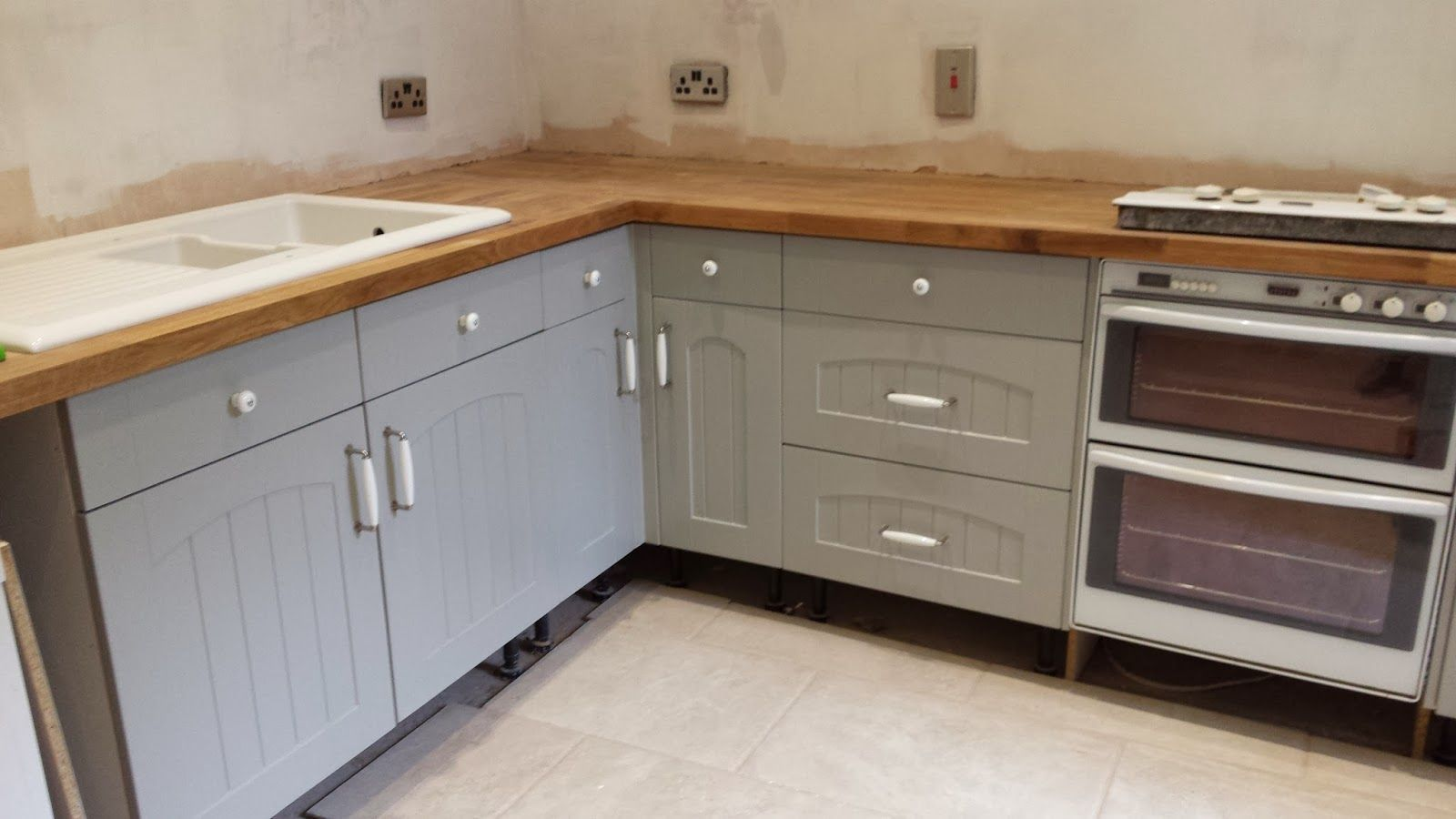 Best Farrow And Ball Lamp Room Gray Grey Kitchen Cabinets 640 x 480