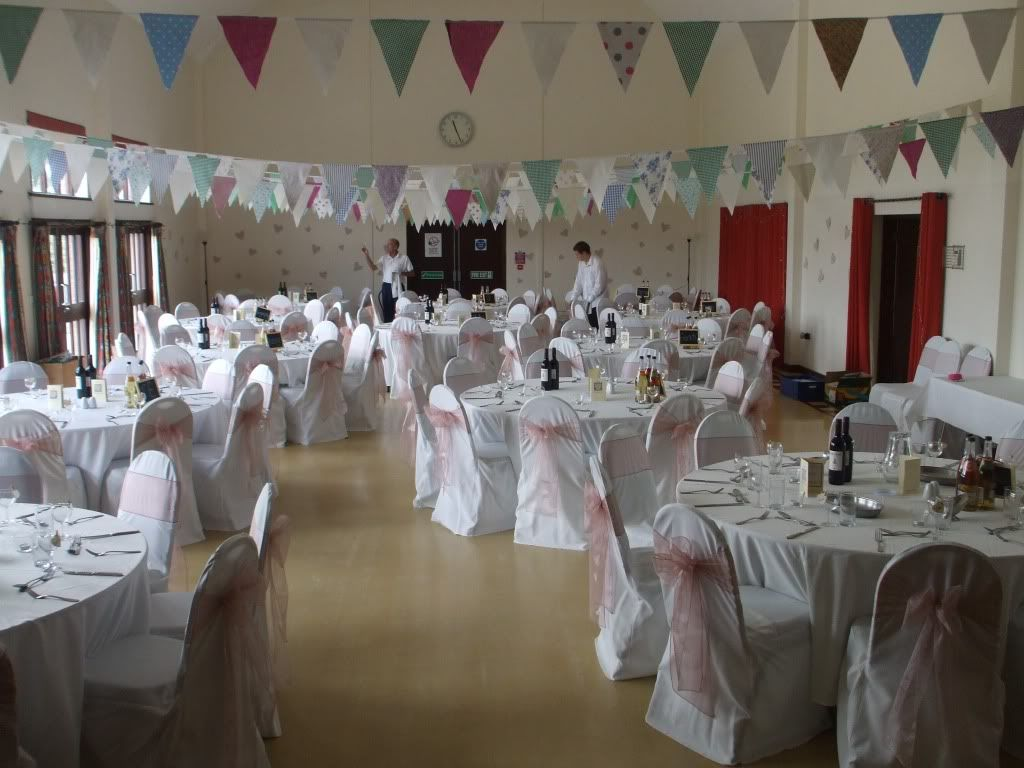Village hall wedding room decorations pinterest wedding village hall wedding junglespirit Images