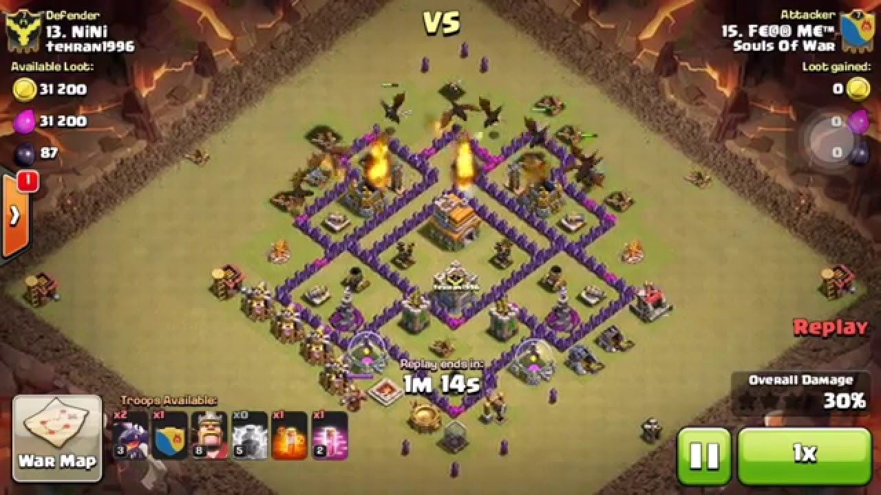 Supercell Clash Of Clans Th7 Best 3 Star Strategy Method Dragloon Attack Clash Of Clans Supercell Clash Of Clans Clash Of Clans Attacks