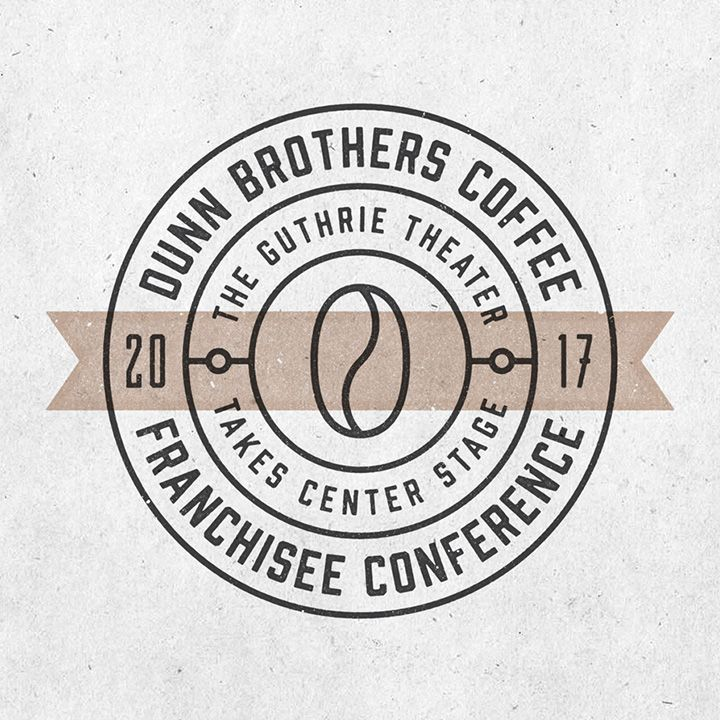 Dunn brothers coffee franchisee conference symbol dunn
