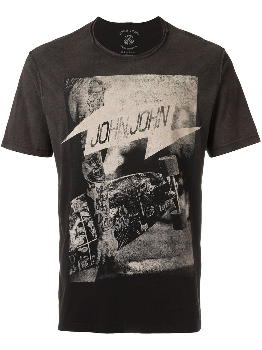 John John Camiseta Com Estampa 02 T Shirts Tops Pinterest