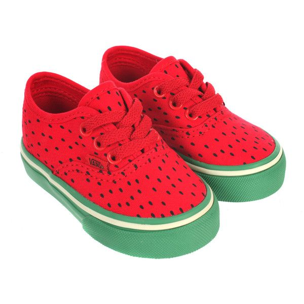 "Vans Authentic ""Watermelon"""