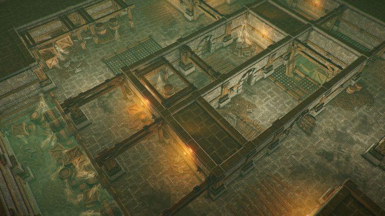 IG Dungeon vol.2 AD3D DungeonIGvolDungeons Dungeon