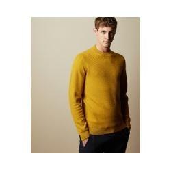 Photo of Strukturierter Pullover Mit Rundhalsausschnitt Ted Baker