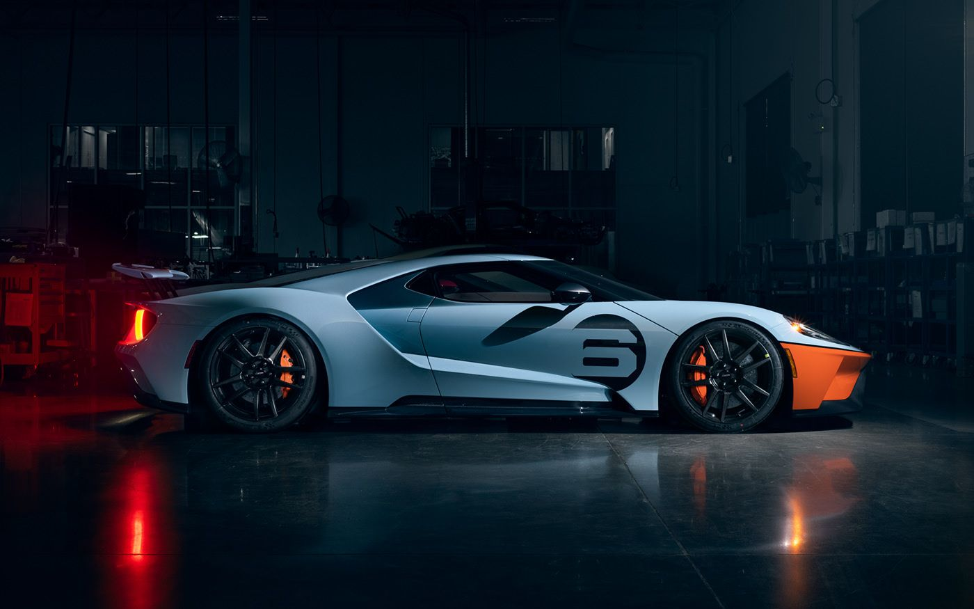 2020 Ford Gt Launch Campaign On Behance V 2020 G Superkary Ford