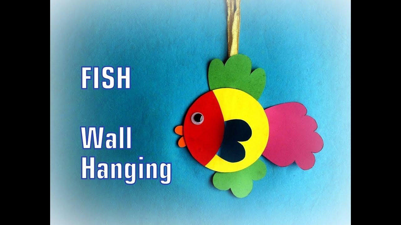 Diy Wall Hanging Craft Idea Arts And Crafts Wall Hanging Crafts