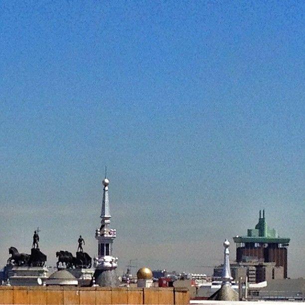 Skyline, Madrid. Spain.