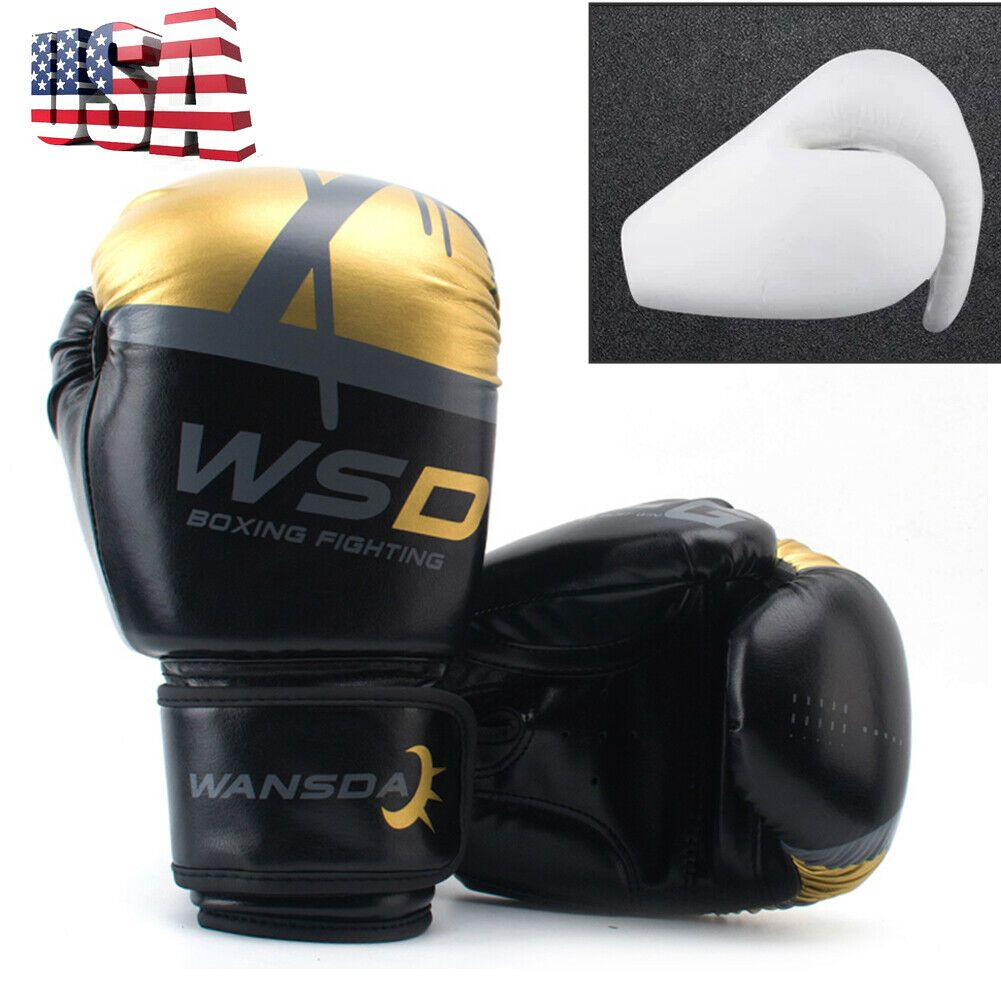 MMA Kids Boxing Gloves Junior Punching Bag Mitts MMA Muay thai Training Sparring